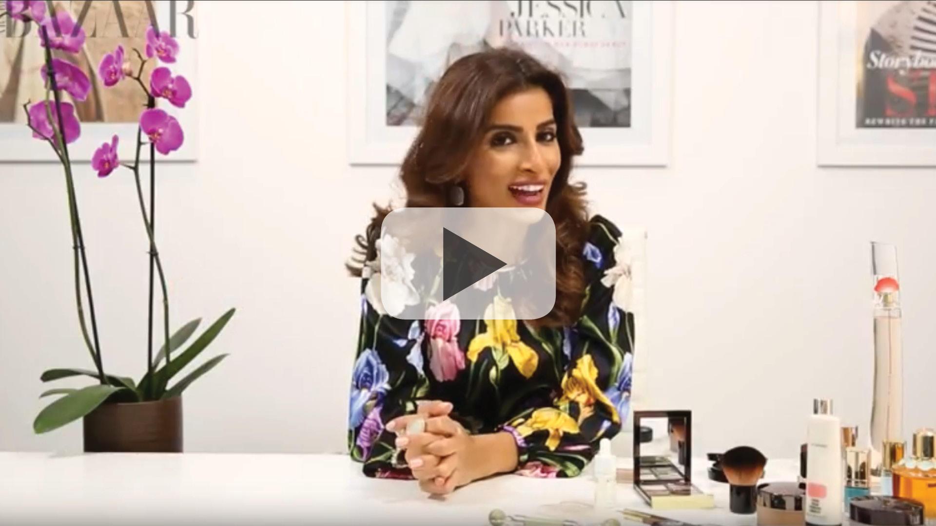 Watch: Rosemin Madhavji's Best-Of Backstage Beauty