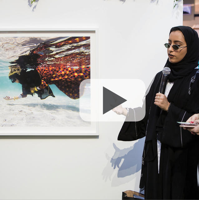 Watch: The Best Art Day Moments At Last Year's House Of Bazaar