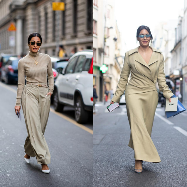 How To Wear: All Shades Of Beige