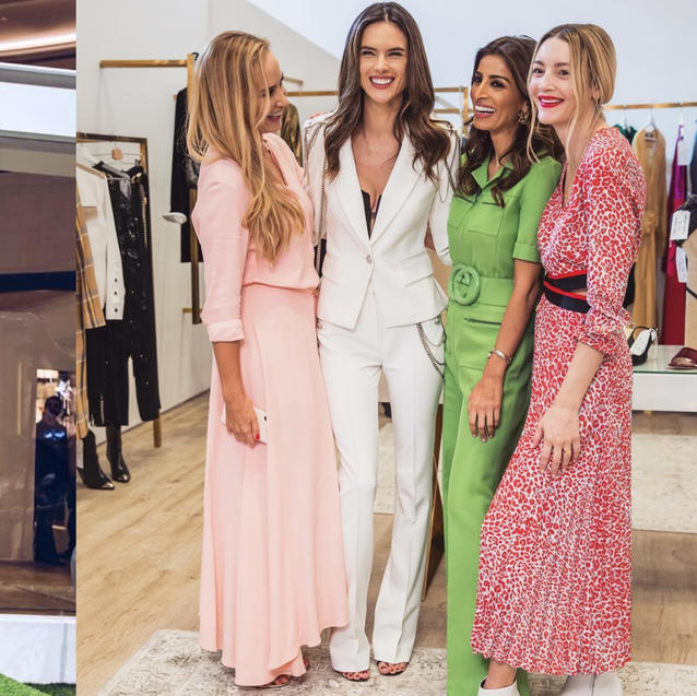 These Are Officially The Best Instagrams From House Of Bazaar 2018