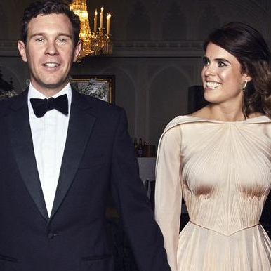 All The Details Of Eugenie's Second Wedding Dress–Compared To Meghan Markle's