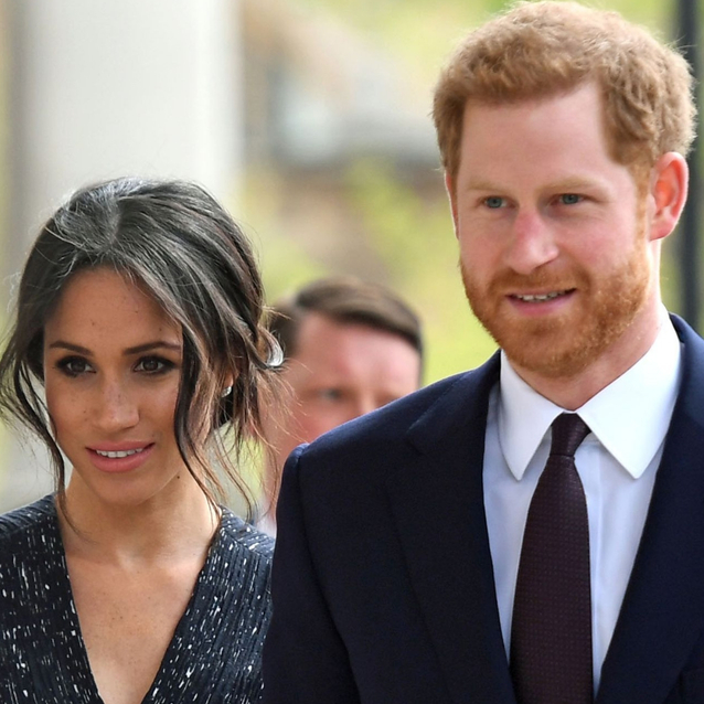 What Royal Titles Will Meghan Markle And Prince Harry's Kids Have?
