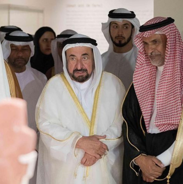 Ruler Of Sharjah Inaugurates Historical Exhibition At Sharjah Archaeology Museum