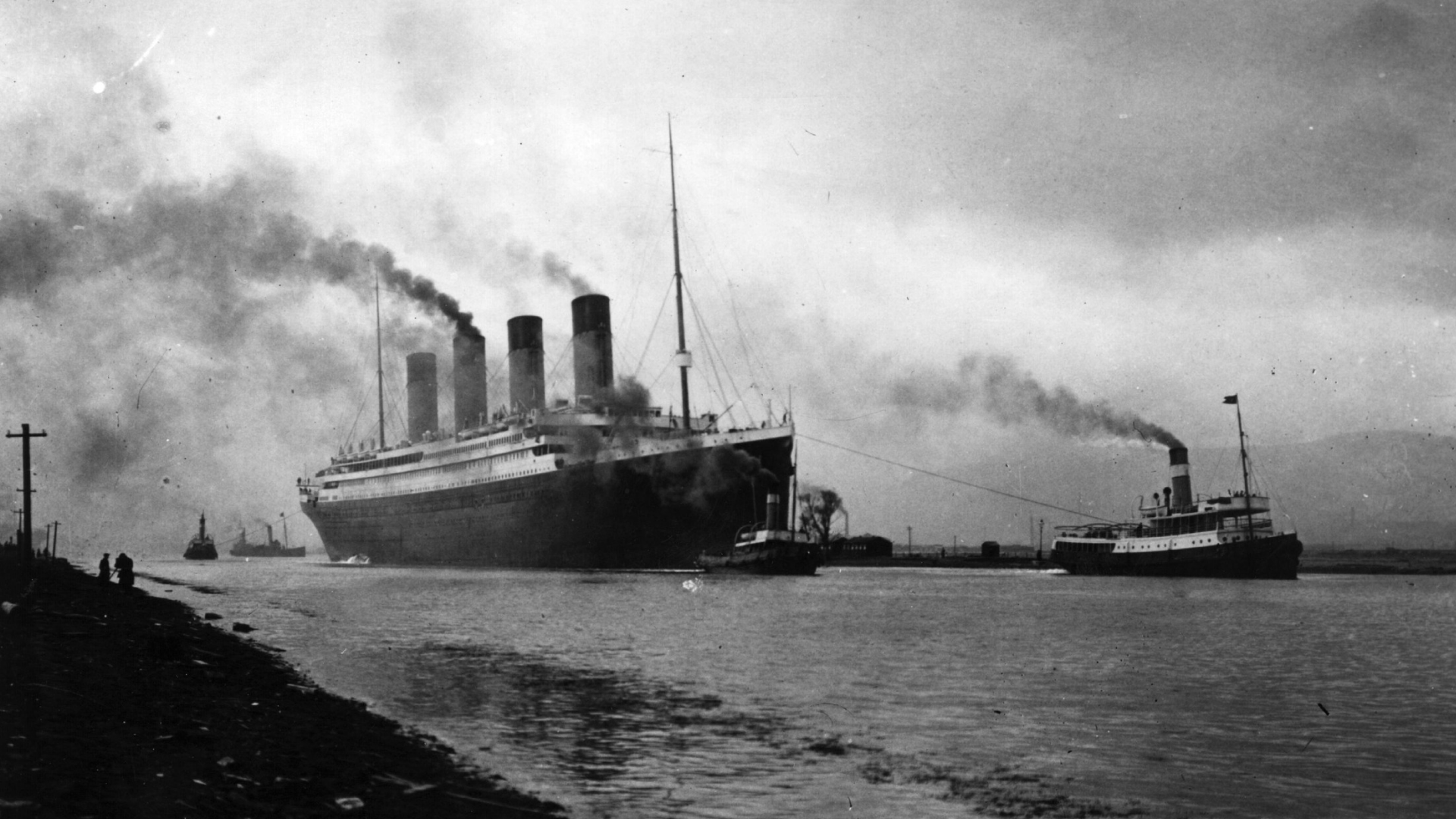 The Titanic Has Been Totally Recreated And Will Set Sail From Dubai