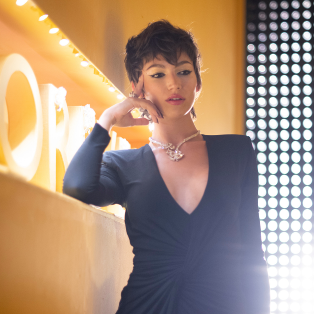 Úrsula Corberó Celebrates Being The New Face Of Bvlgari With A Party In Dubai