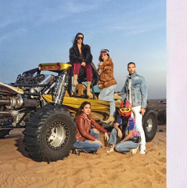 5 Places Kim Kardashian Goes When She's In Dubai