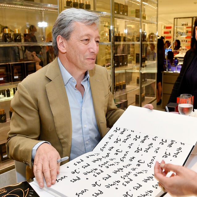 24 Hours With Iconic French Perfumer Frédéric Malle