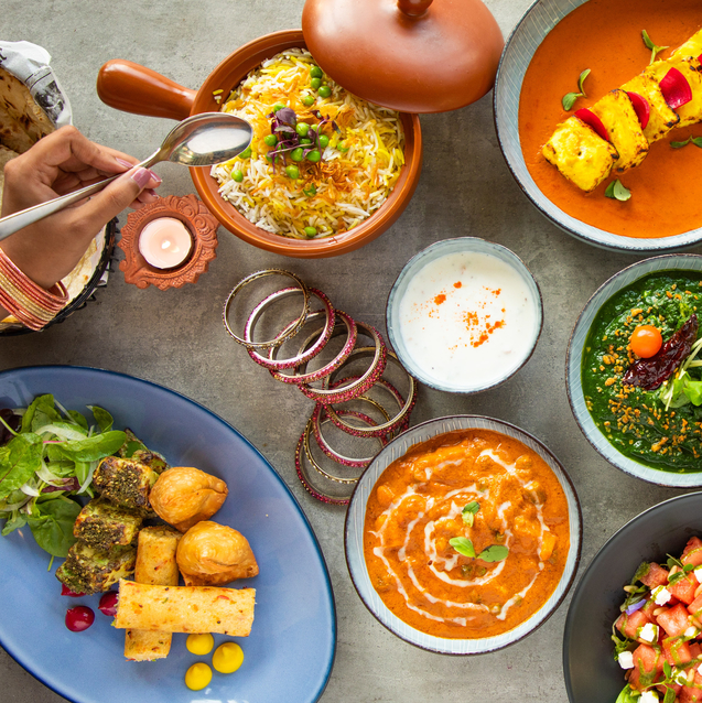 Diwali In Dubai: 9 Restaurants Offering A Sumptuous Indian Spread
