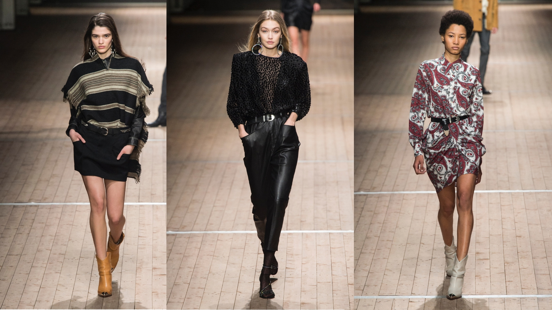 Isabel Marant's AW18 Collection Is Made For The Desert Denizen