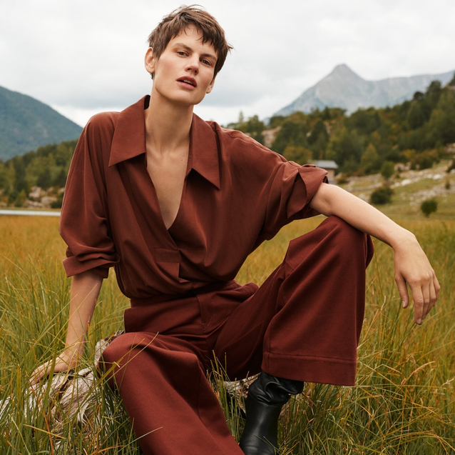 """Mango Launches Their New Sustainable Capsule: The """"Committed"""" Collection"""