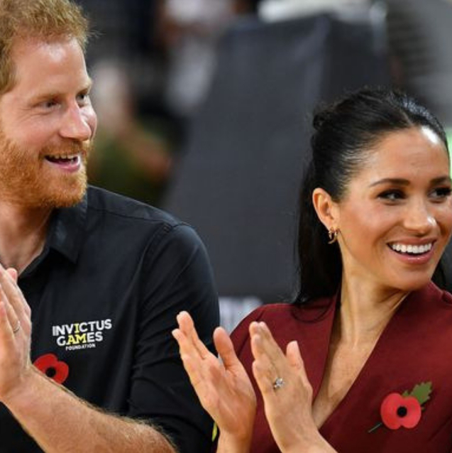 Meghan Markle Just Took The Sweetest Photo Of Prince Harry For Kensington Palace's Instagram Account
