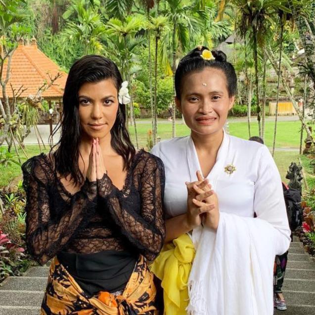 Luckily For Us The Kardashians Didn't Take A Digital Detox On Their Bali Trip