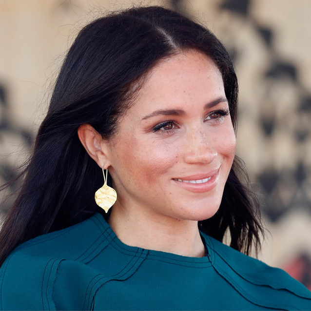 Here Are Meghan Markle's Two Favourite Jewellery Designers