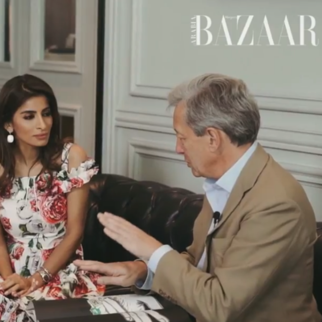 Watch: Famous Faces | French Perfumer Frédéric Malle On His Love For Oud And The Middle East