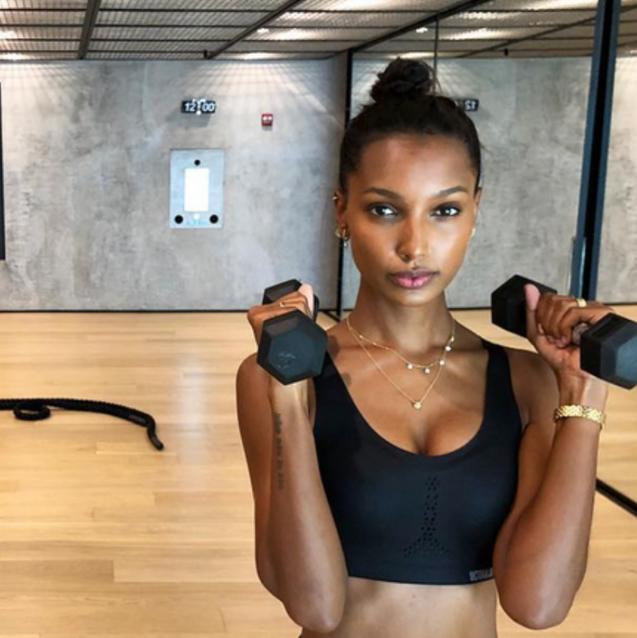 How To Train Like A Victoria's Secret Angel
