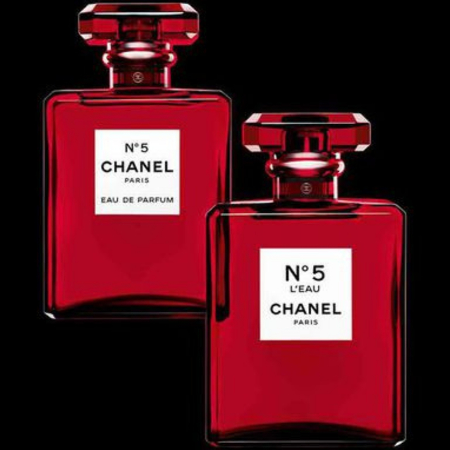 The Iconic Chanel N°5 Has Launched In A Limited-Edition Holiday Bottle