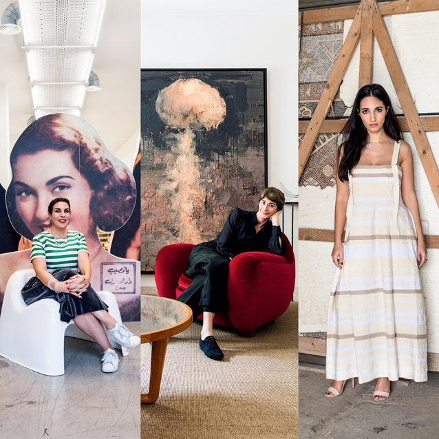 Meet 9 Of Beirut's Most Inspirational Women