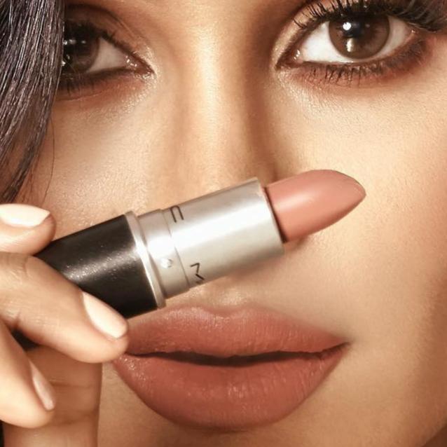 Kuwaiti Blogger Ahood Alenezi Collabs With MAC On The Only Winter Lip Colour You'll Need