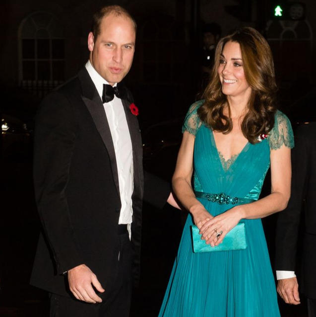 Kate Middleton Recycles A Six-Year-Old Gown And It Looks Better Than Ever