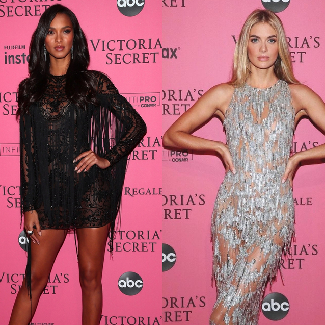 The Victoria's Secret After-Party Was Full Of Looks By Zuhair Murad