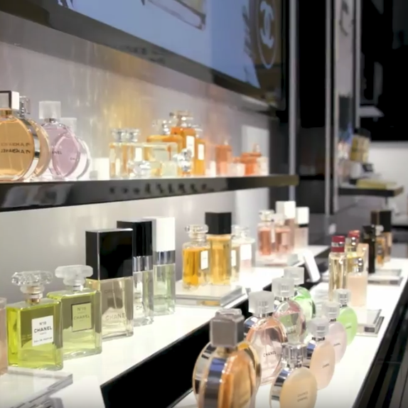 Take A Look Inside Chanel Beauty's First Middle Eastern Boutique In Dubai Mall