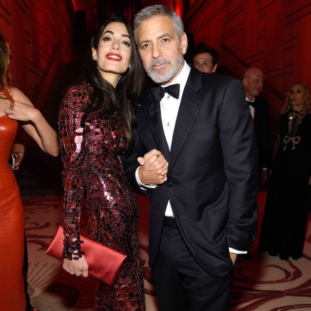 Amal And George Clooney Are Hosting The Most Epic Dinner Party Next Month