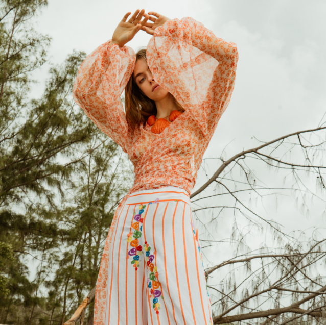 Mochi's Resort 2019 Collection Is A Beachy Fever Dream