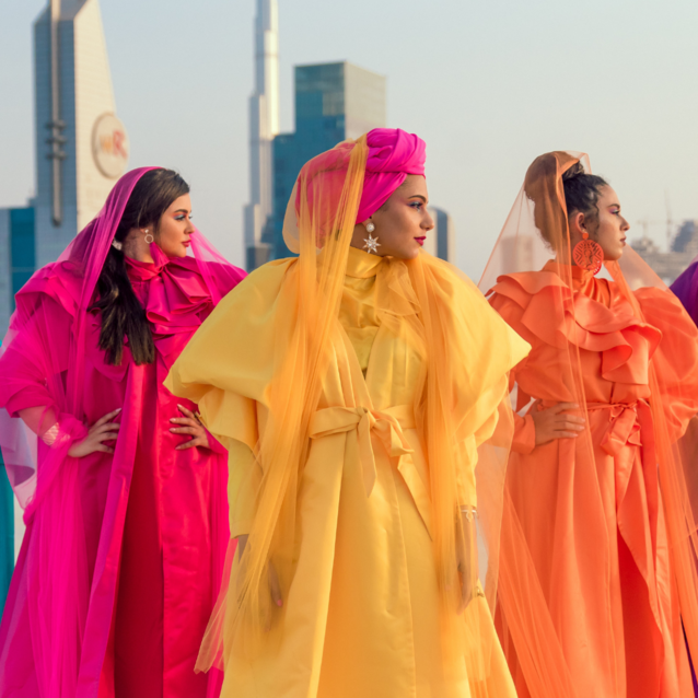 If You Watch Anything Today, Let It Be This Uplifting Film On Middle Eastern Sisterhood