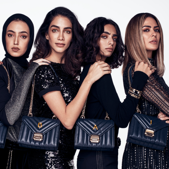 Michael Kors Celebrates The Middle East With A New Bag And Campaign Full Of Regional Talent