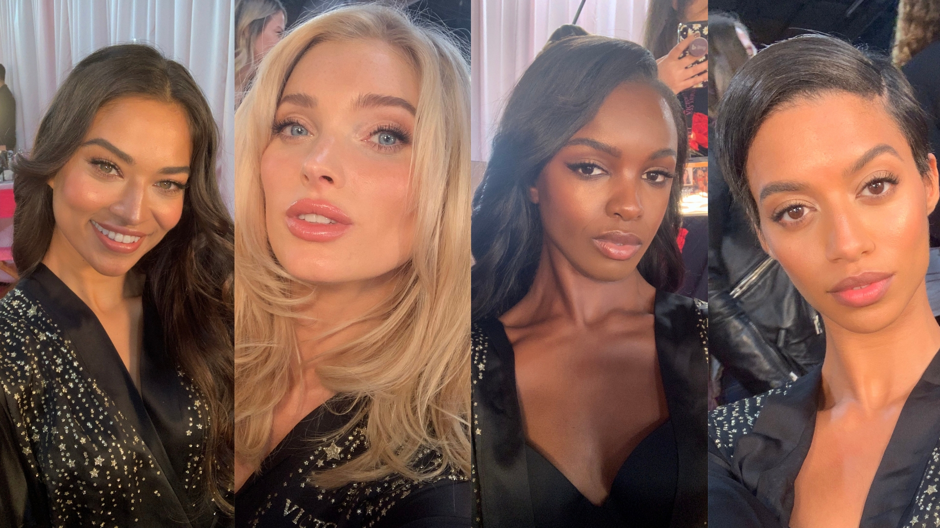 4 Victoria's Secret Angels Reveal How To Take The Perfect Selfie