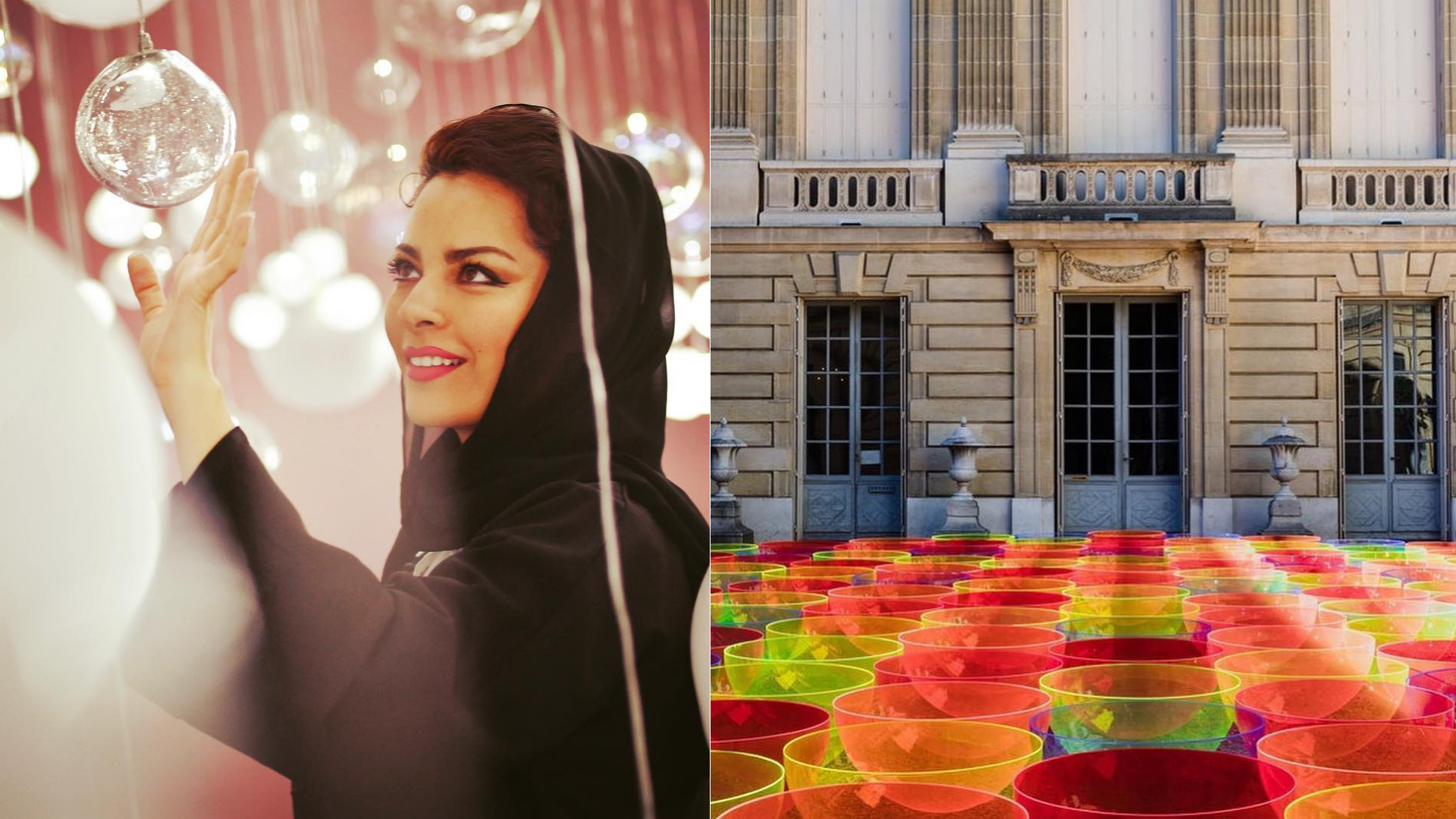 The Most Instagrammable Moments From Dubai Design Week 2018