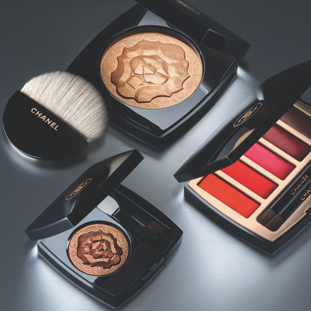 Create The Perfect Holiday Make-Up Look With Chanel's Collection Libre 2018