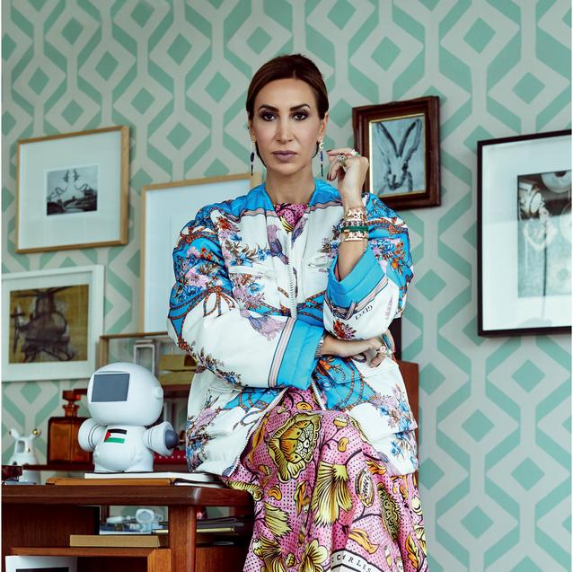 Inside The Universe Of Lebanese Designer Nadine Kanso