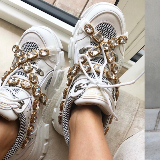 These Were The Most #Trending Shoes On The Internet In 2018