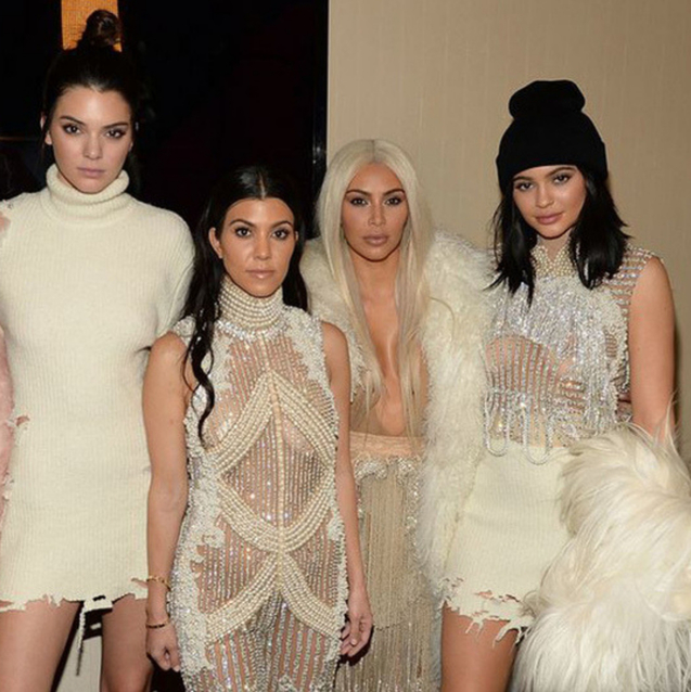 Don't Panic, But The Kardashian Family Holiday Card Is Cancelled