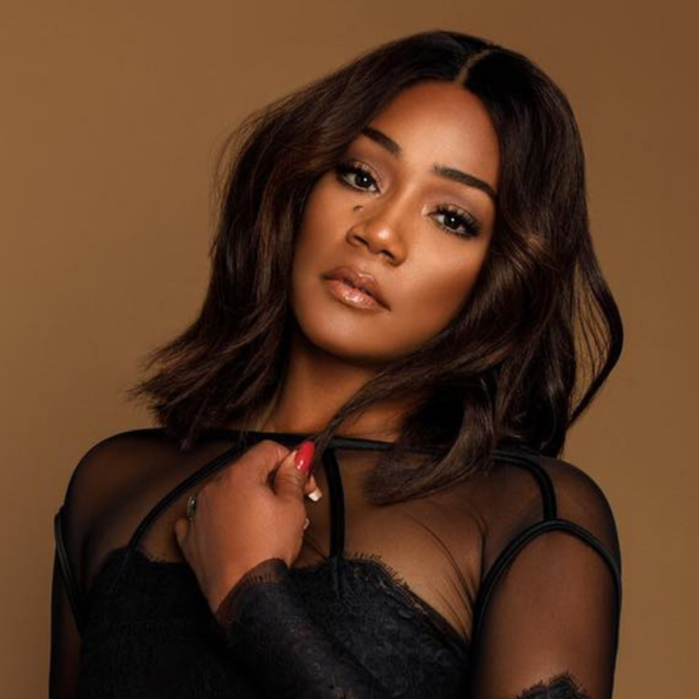 Tiffany Haddish Had A Major Fashion Mishap In Abu Dhabi