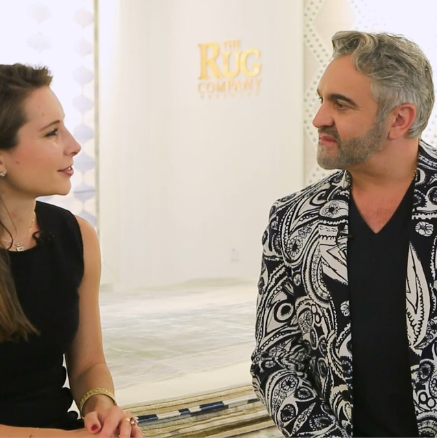 Watch: Interior Designer Martyn Lawrence Bullard On His Love Of Travel And Middle Eastern Decor