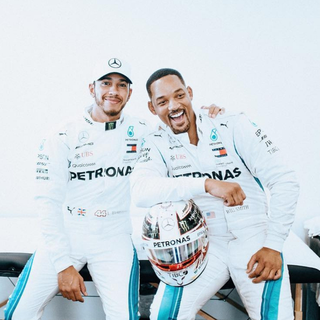 The Best A-List Snaps From Abu Dhabi F1 Weekend