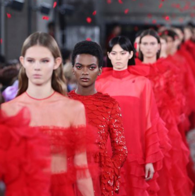 6 Reasons Why We Can't Stop Talking About Valentino's Pre-Fall 2019 Tokyo Show
