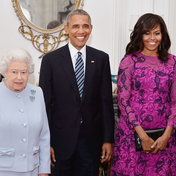 "Michelle Obama Says The Queen Told Her Royal Protocol Is ""Rubbish"""
