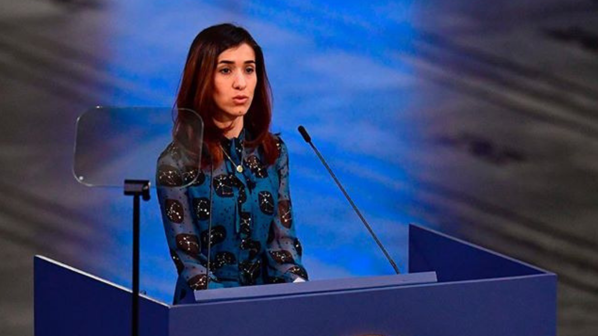 This 25-Year-Old Iraqi Activist Just Won A Nobel Peace Prize