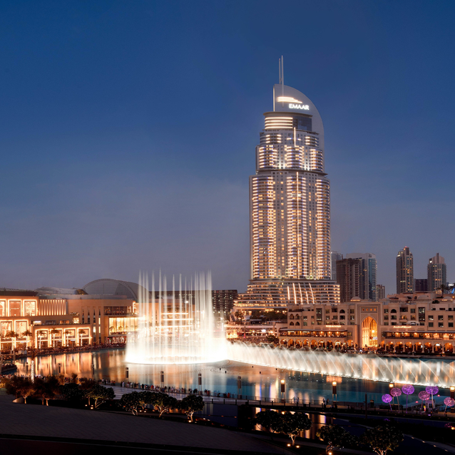 Address Downtown: An Iconic Dubai Hotel In A New Light