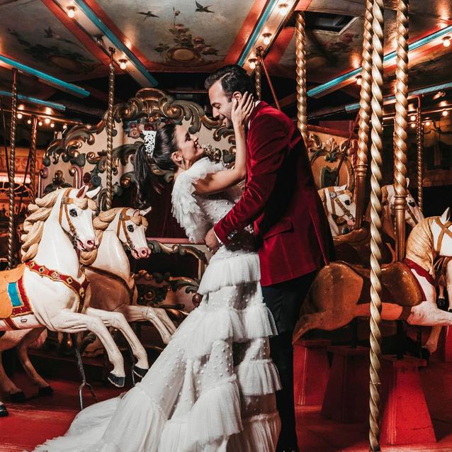 Watch | Fashion News: Inside Andrea Wazen's Incredible Parisian Wedding