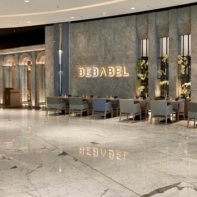 #ChicEats: Bebabel, The Dubai Mall