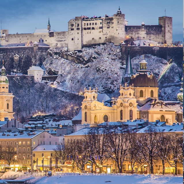 Winter Wanderlust: 5 Magical Snowy Escapes