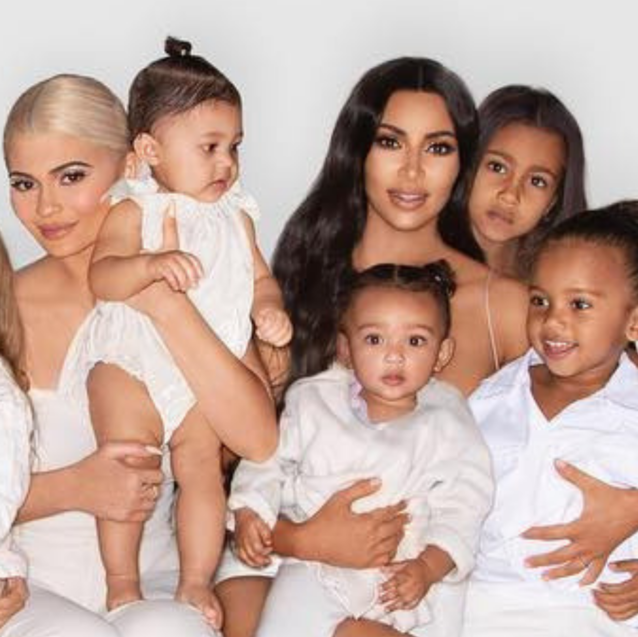 The Kardashian Holiday Card For 2018 Is Here, But Some Key Family Members Are Missing