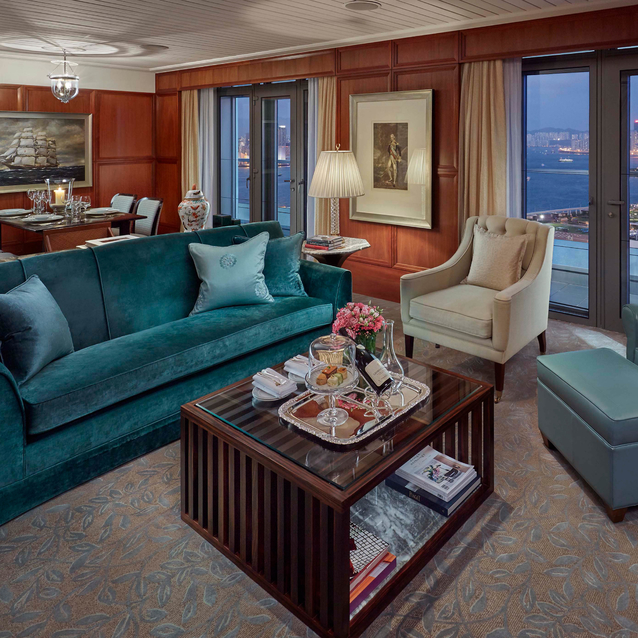 Timeless Classic: Hong Kong's Glamorous Mandarin Oriental Hotel