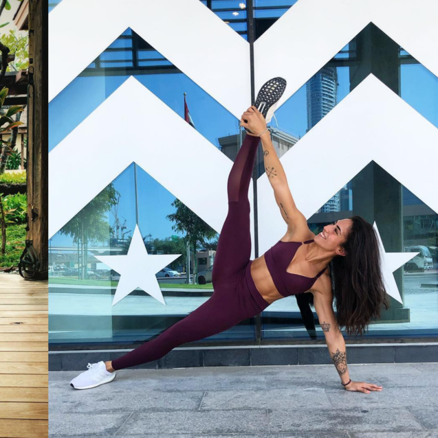 These Insta Stars Are Giving Us All The #Fitspiration This 2019