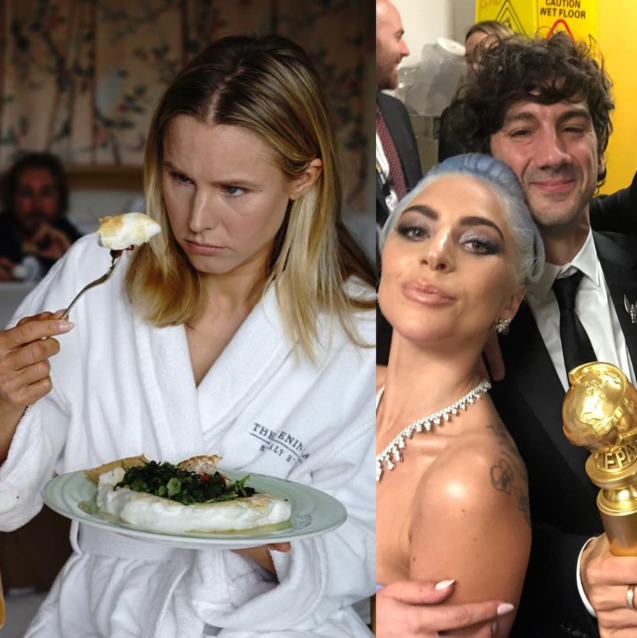 11 Best Instagram Moments From The 2019 Golden Globes