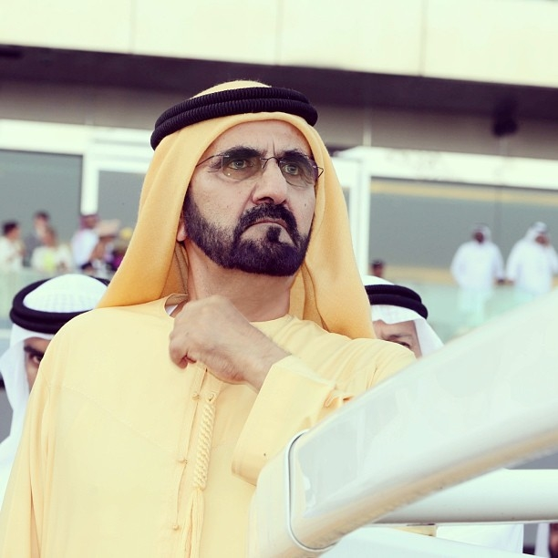 Everything We Know About Sheikh Mohammed's New Book